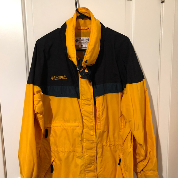 0232d1b58a5 Columbia Jackets & Blazers - Columbia Women's Boulder Ridge Yellow/Black  Jacket